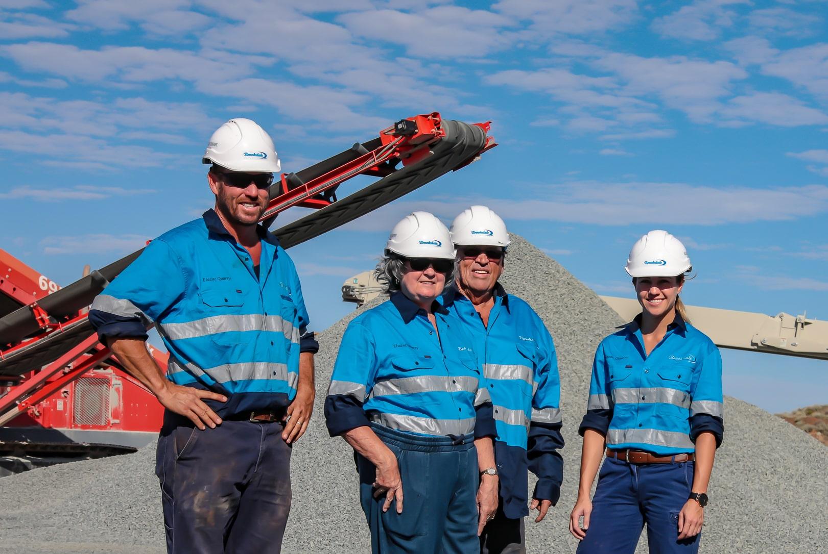 Quarry in Port Hedland